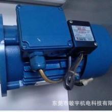 供应铝壳刹车电机 750W铝壳立式刹车电机 交流铝壳制动电机图片