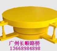 中山GJGZ型钢结构减震球型钢支座图片