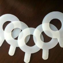 供应DN25食品级别硅橡胶法兰垫片 山东威海硅橡胶生产厂家有哪些?批发