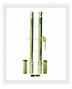 供应插地式网球柱 插地式网球柱规格 插地式网球柱生产定制 插地式网球柱厂家报价
