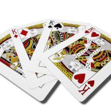 供应山东扑克牌印刷厂家