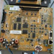 河北弘讯电脑显示主板AK580板图片