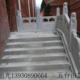 供应别墅干挂板材装饰石雕栏板栏杆 曲阳石雕栏板