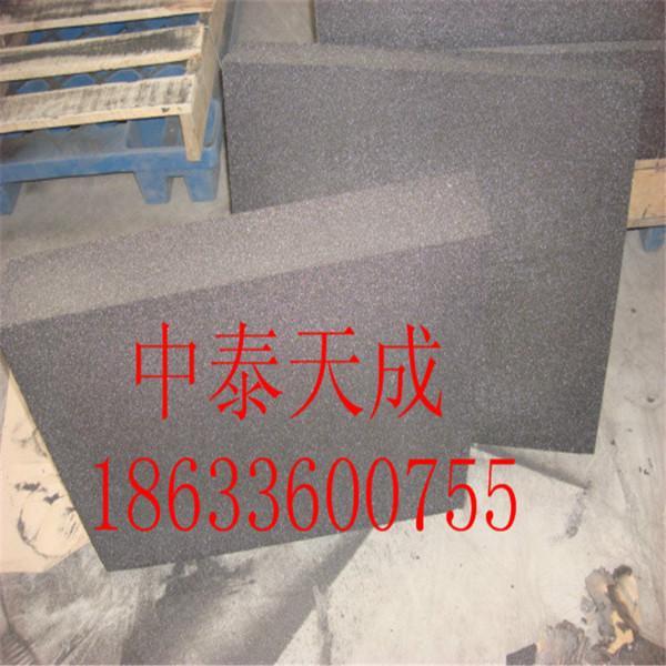 供应保温吸声材料泡沫玻璃板