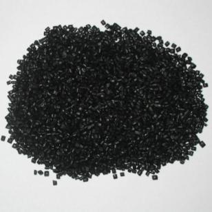 黑色防火阻燃ABS再生料ABS回料图片