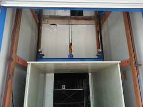 温州乐清高品质行车维修货梯维修图片