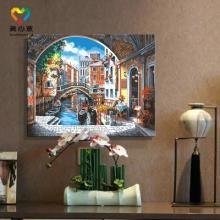 供应用于家居装饰、休闲娱乐、修身养性的真心意数字油画全国招商,欢迎加盟批发
