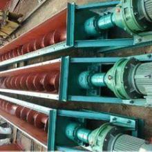 供应水平螺旋输送机,工农业部门专用设备