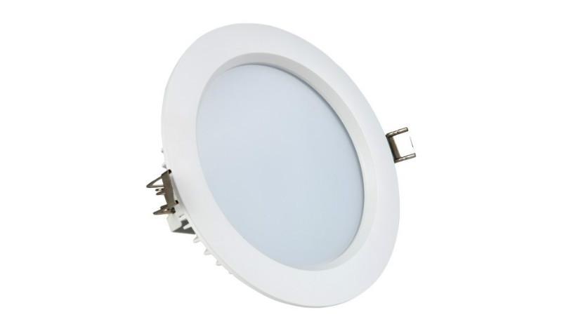 供应用于工程照明灯具|筒灯厂家销售|筒灯外壳厂家的高品质LED筒灯外壳5寸开孔150mm