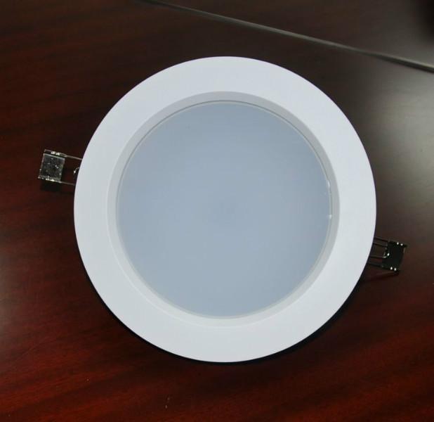 供应用于的深圳LED嵌灯外壳/4寸配件尺寸140mm