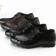 供应镂空系带透气时尚品牌商务休闲男鞋图片