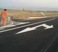 供应公路标线,公路标线材料,公路标线施工