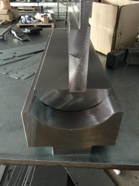 供应R圆弧棍子折弯上下模具折弯机刀具_折板机模具 40Crmov 厂家直销