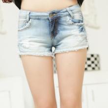 供应牛仔短裤