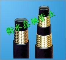 供应河北鑫驰高压钢丝编织胶管厂家|大口径输油胶管|高压胶管价格|高压胶管规格图片