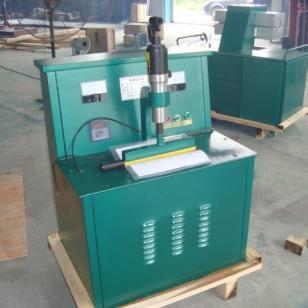 矿用温控电缆压号机图片