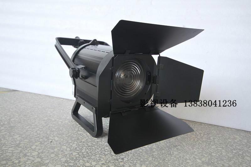 人像摄影演播室led150W聚光灯双色温可调光便