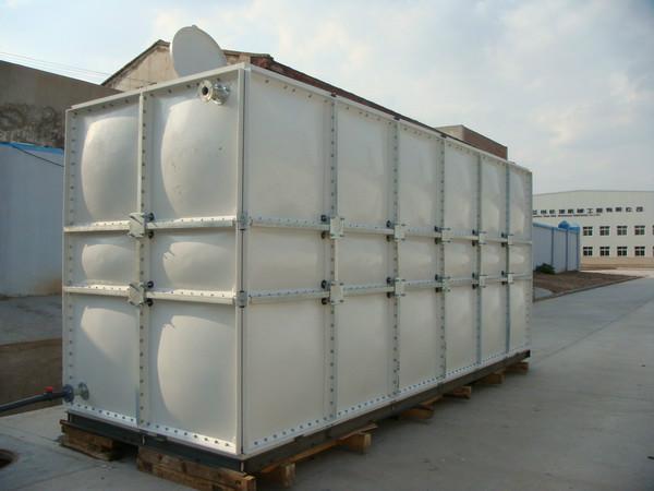 供应玻璃钢SMC水箱价格、玻璃钢水箱报价