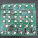 供应宁波盟立电脑按键板8000按键板/注塑机电脑按键板