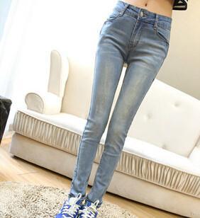 外贸尾单夏季服装牛仔裤便宜批发图片/外贸尾单夏季服装牛仔裤便宜批发样板图 (2)