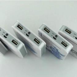 供应大青花移动电源 品牌移动电源RIPA立派新款青花瓷充电宝足量10000毫安
