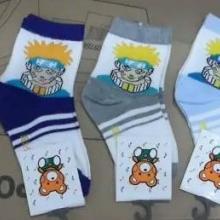 供应新秋冬款儿童库存全棉袜子图片