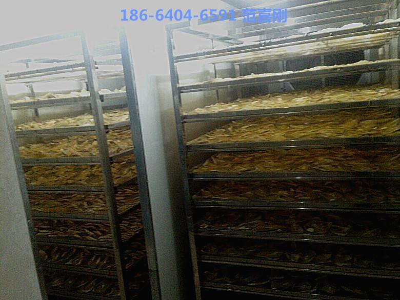 供应剥皮鱼干燥设备