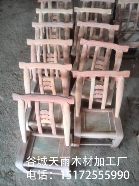 供应实木儿童农家椅/家用小靠背椅厂家