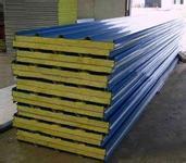 乌鲁木齐岩棉复合板 彩钢压型板生产厂家
