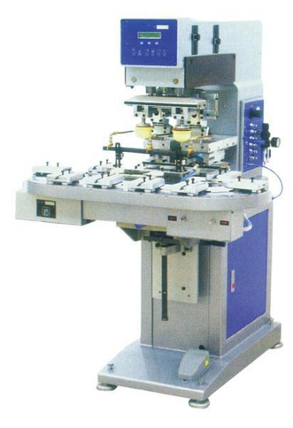 供应2色转盘移印机,特价2色转盘移印机销售,全新2色转盘移印机生产厂家