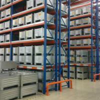 中山阁楼货架厂家联和货架众邦定制