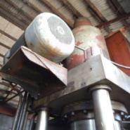 二手500吨四柱液压机图片