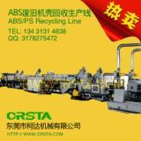 供应ABS机壳料回收自动生产线