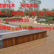 浙江深度碳化木规格图片