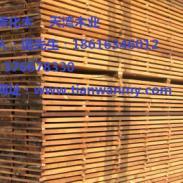 甘肃深度碳化木厂家图片