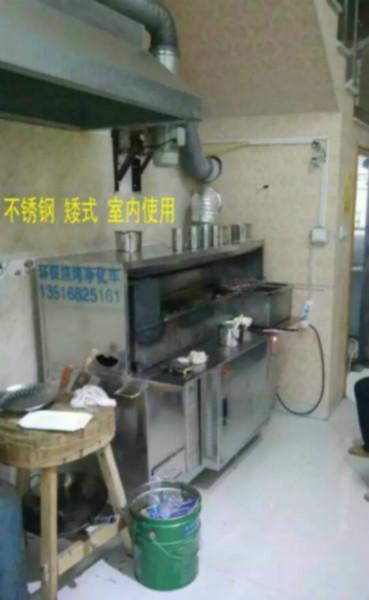 杭州烧烤油烟净化车图片/杭州烧烤油烟净化车样板图 (3)
