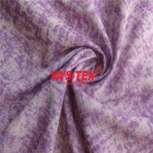 供应印花涤纶四面弹墨染风格 超薄柔滑 里布围裙旗袍面料批发