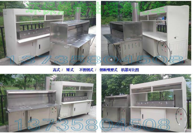 杭州烧烤油烟净化车图片/杭州烧烤油烟净化车样板图 (2)