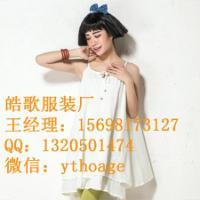 文艺棉麻女装韩版大码女装厂家批发