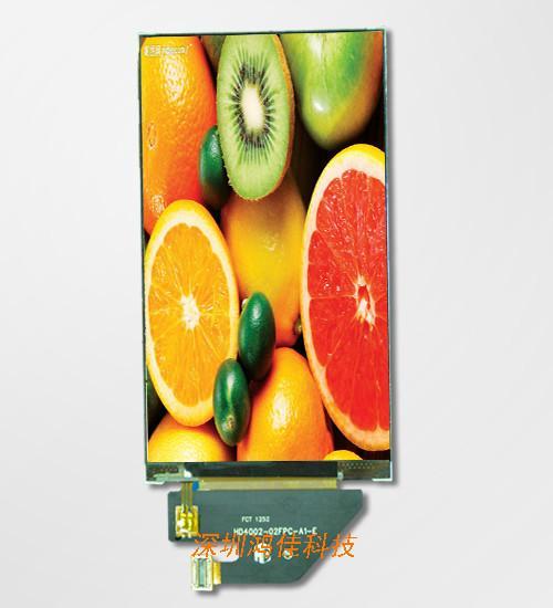 5.5寸TFT高清细腻,5.5寸RGB/MIPI接口 5.5寸IPS全视角,带配套电容触摸屏