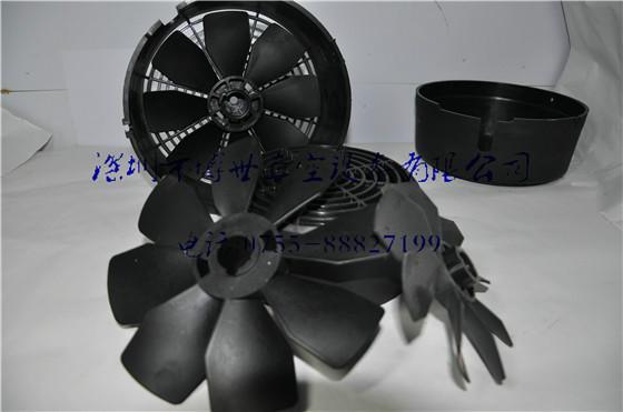 供应普旭真空泵散热风扇叶/风扇罩|莱宝真空泵|普旭真空泵油