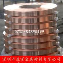供应CUBe2铍铜带/铍铜棒/铍铜板/铍铜丝