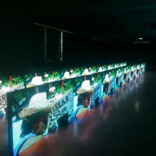 大连LED显示屏百年城LED显示屏图片