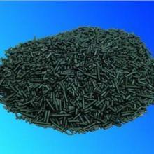 供应煤质柱状活性炭空气水处理净化除味煤质柱状活性炭图片