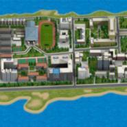 郑州市三维地图仿真 三维导航图片
