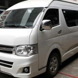 供应丰田海狮商务车改装