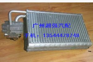 供应宝马5系蒸发芯总成 宝马 5系 暖风水箱 带膨胀阀图片