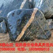 泰山石的摆放图片