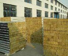 昆明彩钢岩棉复合板材料 昆明彩钢岩棉复合板材料图片