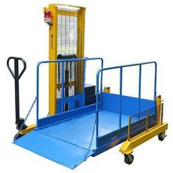 供應移動式電動裝卸平台